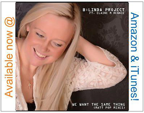 belinda album cover want same thing